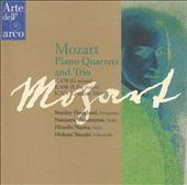 Mozart: Piano Quartets and Trio