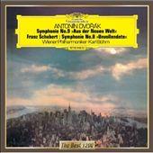 """Antonín Dvořák: Symphonie No. 9 """"Aus der Neuen Welt"""", Franz Schubert: Symphonie Nr. 8 """"Unvollendete"""""""