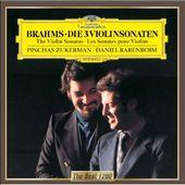 Brahms: Die 3 Violinsonaten