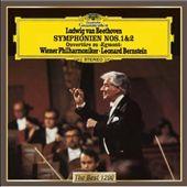 Ludwig van Beethoven: Symphonien Nos. 1 & 2