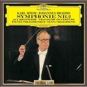 Johannes Brahms: Symphonie Nr. 2, Alt-Rhapsody, Tragische Ouvertüre