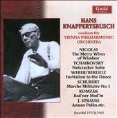 Hans Knappertsbusch conducts the Vienna Philharmonic Orchestra: Berlioz, Schubert, Strauss