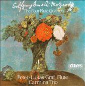 Wolfgang Amadeus Mozart: The Four Flute Quartets