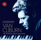 Van Cliburn: Complete Album Collection