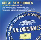 The Best of DG Originals, Vol. 1: Great Symphonies